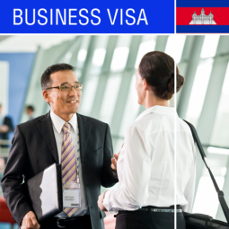 Cambodia Business Visa
