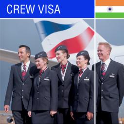 India Crew Visa