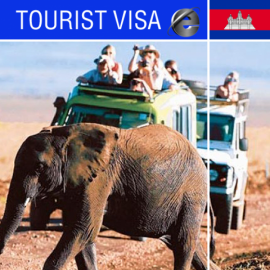 Cambodia Tourist e-Visa