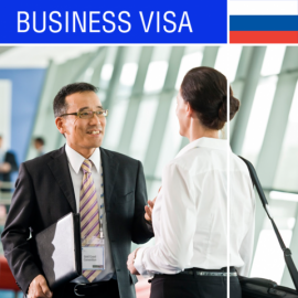 Russia Business Visa