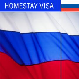 Russia Homestay Visa